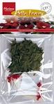 MD DIY Poinsettias RB2223 Holly