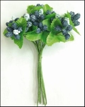 MD Bunch of Berries JU0904 blue