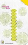 Nellies Folding Die NFD010 Flowers-3