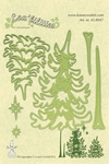 LeCreaDesign Lea bilities 458947 Pine tree/dennebomen