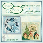LeCreaDesign Idea book 6. Sticker Stars