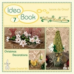 LeCreaDesign Idea book 7. Multi dies Christmas Decoration