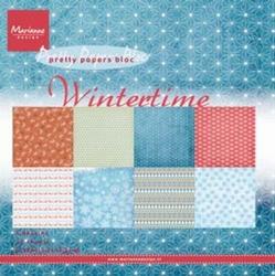 MD Pretty Paper Bloc PK9100 Wintertime
