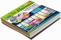 Florence cardstock paper linnenstructuur 199 multipack