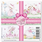 Wild Roses Studio Printed panels CP002 Annabelle Meadow