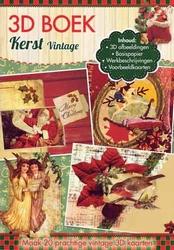 Studio Light serie 2013 A4 Boek 71 Kerst Vintage