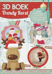 Studio Light serie 2013 A4 Boek 74 Kerst Trendy