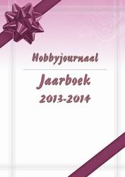 Hobbyjournaal jaarboek 2013-2014