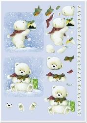 Reddy 3D Stansvel 83722 Kleine ijsbeer