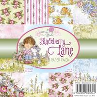 Wild Roses Studio Paper Pack PP036 Blackberry Lane