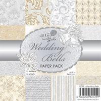 Wild Roses Studio Paper Pack PP009 Wedding Bells