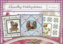 Hobbydols 115 Gezellig Hobbydotten + poster 1145