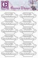 Gravure Design Diepdruk labels