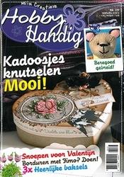 Hobbyhandig 177 jan/feb 2014 Kadoosjes knutselen