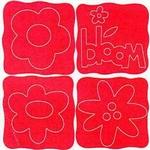 Sizzlits 389626 doodle flower set