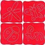 Sizzlits 389624 doodle bug set