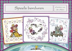 Hobbydols 117 Speels Borduren + poster 1167