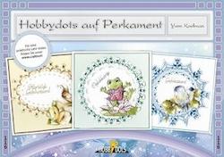 Hobbydols 116 Hobbydots op Perkament + poster 1167