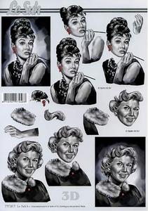 A4 Knipvel Le Suh 777017 Filmster Doris Day