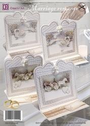 Creatief art A4 pakket RE2530-0048 Marriage Romance