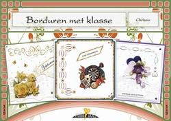 Hobbydols 119 Borduren met klasse + poster 1189