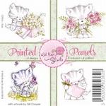 Wild Roses Studio Printed panels CP015 Elsie