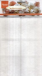 MD A5 Mulberry paper RB2219 white