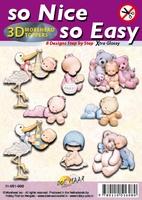 Morehead 3D Stansvel pakket So Nice So Easy 608 Baby