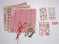 Crea Motion Scrap Kits Classy Christmas
