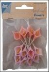 Joy! Artificial Flowers 6370/0055 Roze calla