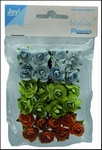 Joy! Artificial Flowers 6370/0054 Citroengeel/grijs/oranje