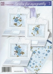 Creatief art A4 pakket RE2530-0055 Gifts for Sympathy 3