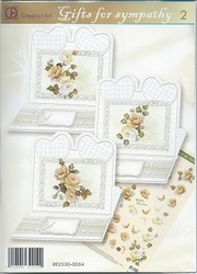 Creatief art A4 pakket RE2530-0054 Gifts for Sympathy 2