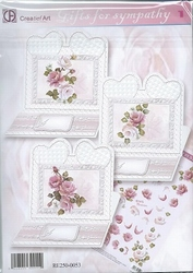 Creatief art A4 pakket RE2530-0053 Gifts for Sympathy 1