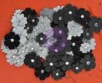 Prima Marketing Mulberry Paper Flowers 574581  Astounding