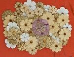 Prima Marketing Mulberry Paper Flowers 574642 Amazing