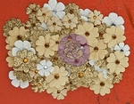 Prima Marketing Mulberry Paper Flowers 574642 Amazing