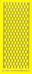 Stickervel Voorbeeldkaarten 3020 Randen