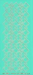 Stickervel Voorbeeldkaarten 3022 Randen