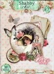 Studio Light 3D Mini boek 87 Shabby Chic