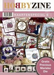 Hobbyzine 15 - Kaartenspecial 6 + PM10007 mal van Marieke