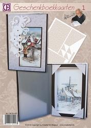 Creatief Art BK20-001 Geschenkboekkaart 1