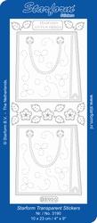 Borduursticker Starform 3190 Handtas