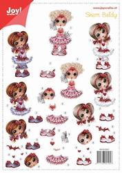 A4 Knipvel Joy 6010-2007 Sherry Baldy 1