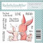 Craft. Comp. Rachelle Anne Miller Animals Stamp Precious