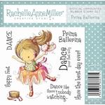 Craft. Comp. Rachelle Anne Miller Children Stamp Ballerina
