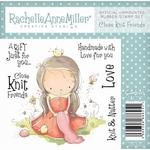 Craft. Comp. Rachelle Anne Miller Children Stamp  Close Knit