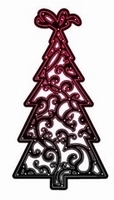 Couture Creations Magical Christmas 723572 Xmas tree