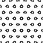 Nellie's Background Embossing folder EEB005 Snowflakes