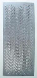 LeCreaDesign® Sticker-V-Stitch large 613287